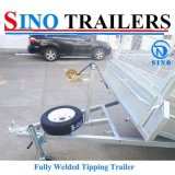China Top Manufacturer Tipping Trailer for Sale