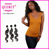 Shanghai Ocean Grade 8A Brazilian Body Wave Human Hair Unprocessed Bundles Virgin Human Weaving Hair (BW-01)