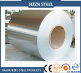 Hot Dipped Galvanized Steel Roll with Regular Spanle
