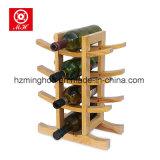 2016 Top Sales Wholesale Wooden Single Bottle Wine Rack