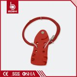 Resin Body with 2meters Cable 5mm Fish Shape Cable Lockout Bd-L21