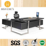 Modern Design Luxury Office Table with Leather (YA09)