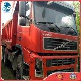 Volvo FM8 Dump Truck Cargo Goods Delivery Sweden Brand
