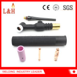 Wp26fv TIG Welding Torch Head with Flexible Head and Valve