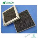 Aluminum Honeycomb Core with Ventilation System for Waveguide Window and Air Vent
