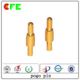 spring Loaded Pogo Contact Pin with Gold Plating