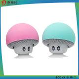 Customized Logo Fashion Mushroom Shape Mini Wireless Speaker