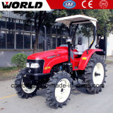 Agricultural Machines 55HP Farm Tractor Equipment