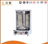 Sc-X206C-3 Stainless Steel Gas Shawarma Machine (Adjustable)