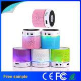LED Light Portable Bluetooth Speaker Mini Wireless Speaker