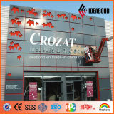 New Building Construction Material for External Advertising Wall ACP