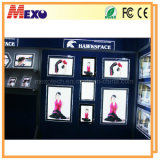 Acrylic Photo Frame LED Poster Board for Advertising