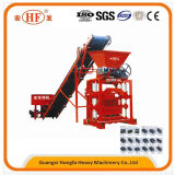Semi Auto Hollow Concrete Block Solid Brick Making Machine