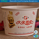 Customed Paper Bowl in Highlight Printing