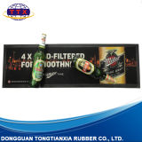 Custom Promotion Image Printed Rubber Bar Runner Mats