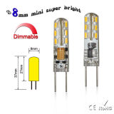 Silicon SMD3014 Dimmable LED G4 Lamp From Yochan