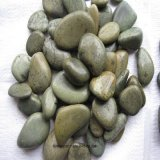 High Quality Green Decoration Stone Garden Pebble