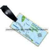 Promotion Customized PVC Luggage Tag