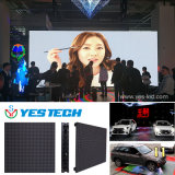 Full Color Indoor LED Stage Background Video Screen