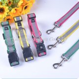 Reflective Pet Collar and Pet Leash