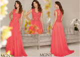 Ladies/Women Bridesmaid Formal Evening Dress, Customized