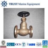 Hot Sale Marine Bronze Globe Valve Stop Valve