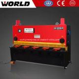 Guillotine Type Hydraulic Metal Shearing Cutting Machine