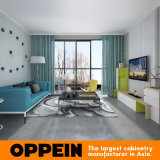 Modern Fresh Green Lacquer Colorful Apartment Living Room Home Furniture