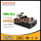 Wisdom New Design Miner Lamp Charger for Rechargeable Battery