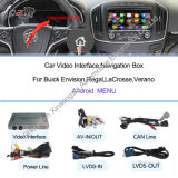 Car Navigation and Multimedia Kit for Buick Regal on Android 4.2/4.4