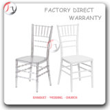 Clear and White Wedding Birthday Event Furniture (AT-206)