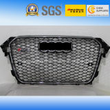 """Chromed Front Bumper Grille Guard for Audi RS4 2013"""""""