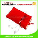 Soft Comfortable MP3 Player Pouches for Music