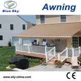 Outdoor Polyester Retractable Window Awnings B3200