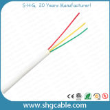4 Core Round Telephone Cable