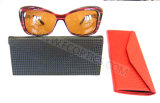 Hot Selling Best Gifts Set Fashion Sunglasses with Nice Cases