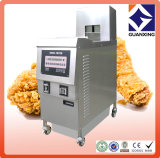 Ofg-H321 Cheap Deep Open Cooker Kfc Used Gas Chicken Potato Open Fryer