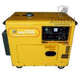 5kVA/6kVA Three Phase Silent Type Diesel Generator with Factory Price