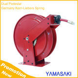 Hose Reel with Double Pedestal