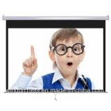 70X70 Inch HD Portable Manual Projection Projector Screen for Home Cinema