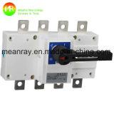 Changeover Switch 250A/4p 1000V DC