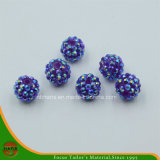 Single Hole Rhinestone Ball Beads (HANS-1610)