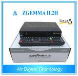 DVB-T2 HD Combo Decoder Zgemma H. 2h with DVB-S2+DVB-T2/C