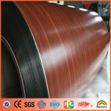 Ideabond Wood Style Pre-Painted Aluminium Coil (POLYESTER/PVDF)