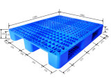 1200X1000 HDPE Heavy Duty Rack Plastic Pallet for Warehouse