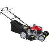 "19"" PRO Hand Push Lawn Mower with Honda Engine"