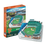 Hot Edcuational Toy 58PCS 3D Stadium Paper Puzzle Game 10219081