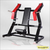 Professional Fitness Equipment Used for Incline Chest Exercise