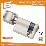 Brass Mortise Door Lock Cylinder (TOPS-7)