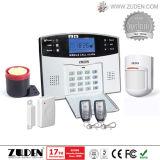 Intelligent Wireless PSTN Security Intruder Alarm